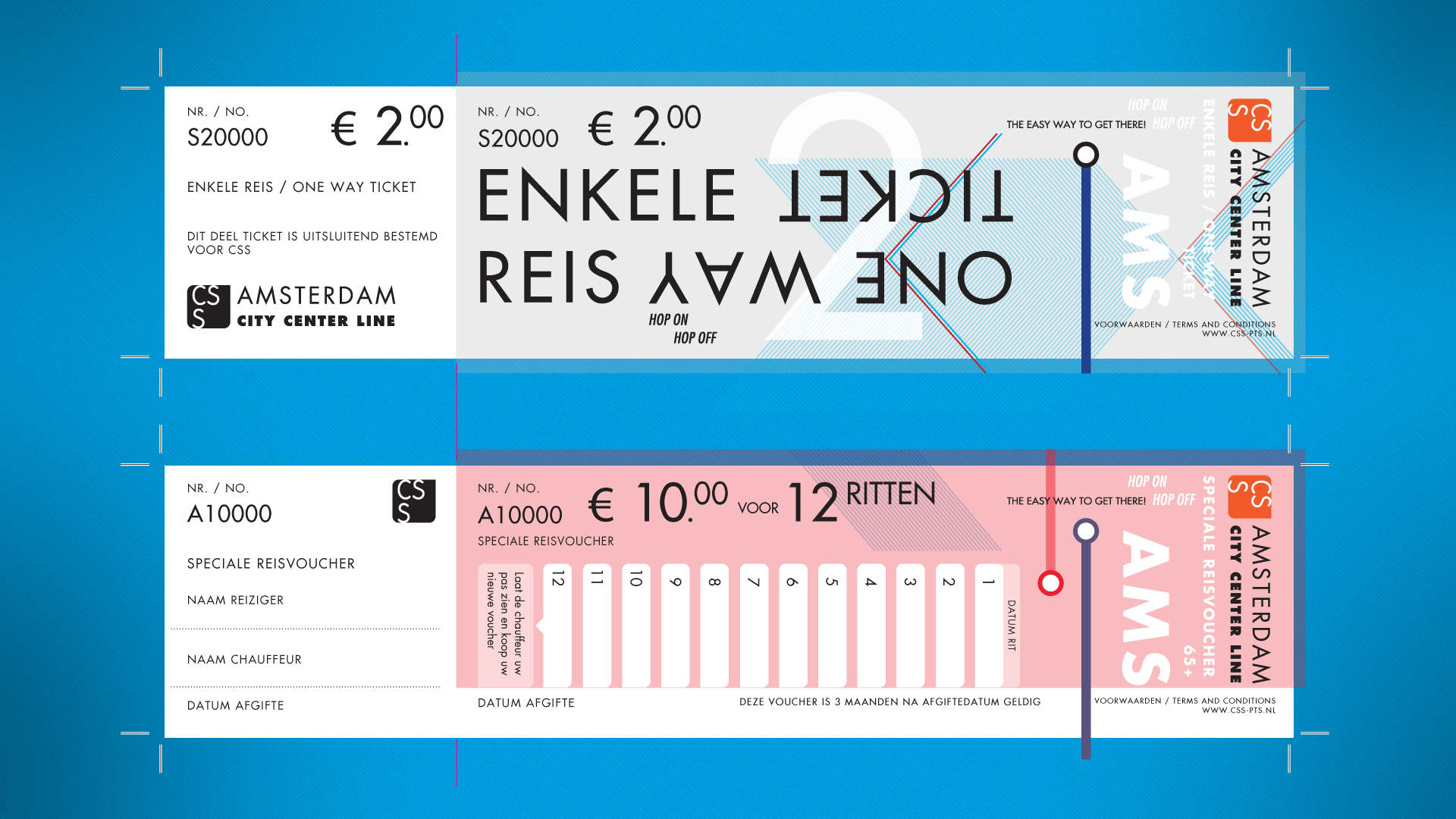 City Center Line Amsterdam. Case. Visuals Art direction, concept, design, creative consultancy. Sham Ramessar