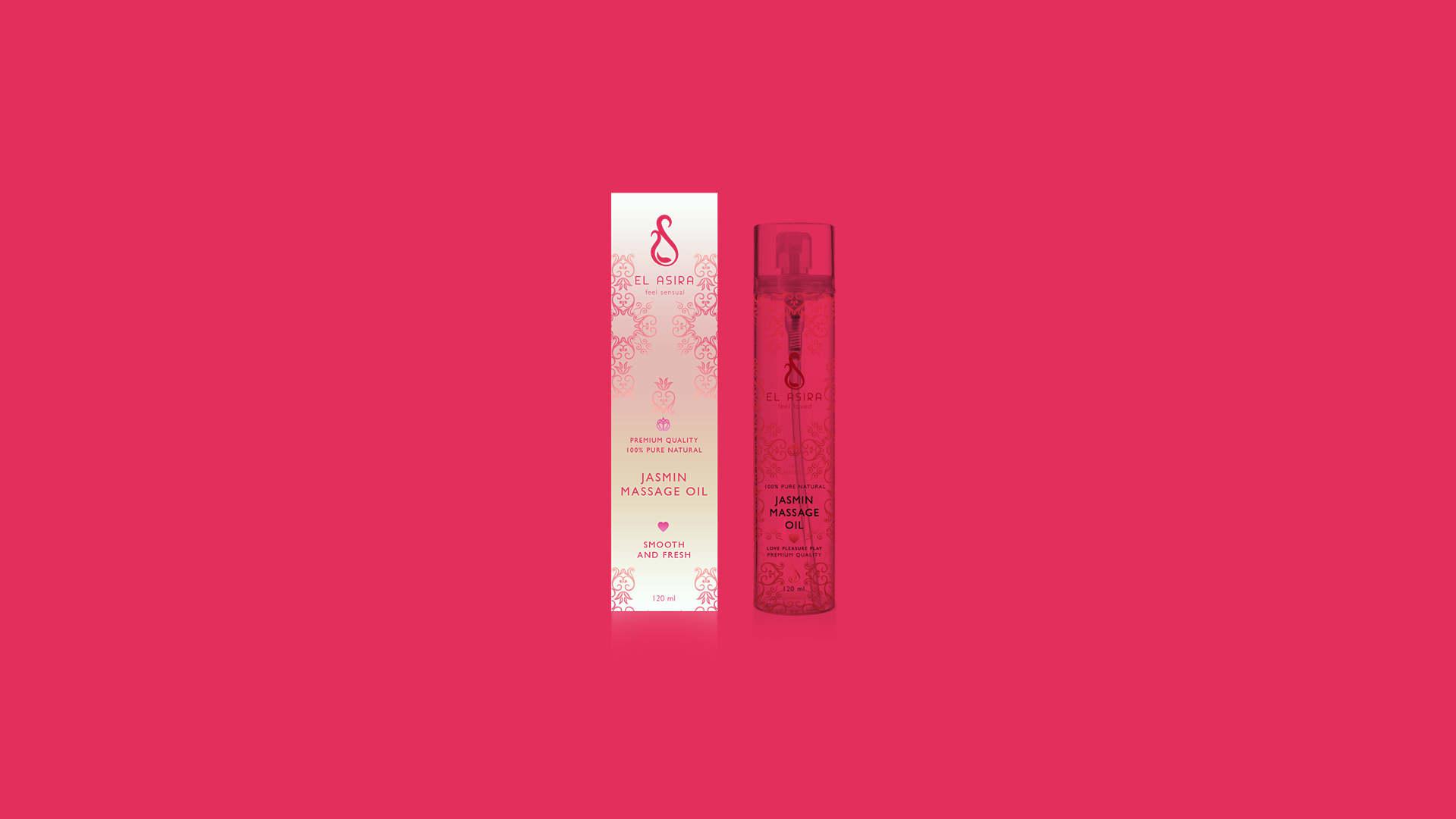Sensual Pleasure Brand Design - Sham Ramessar