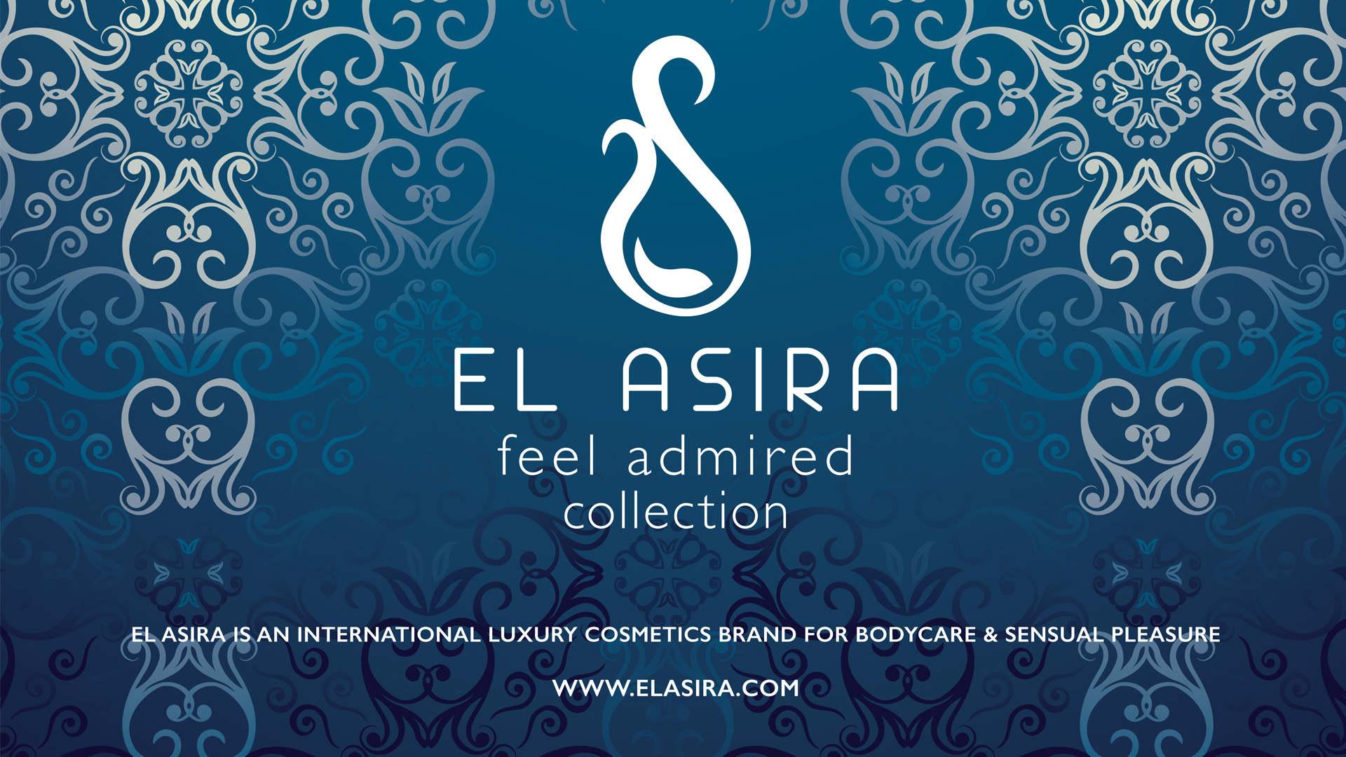 El Asira. Case. Visuals creatieve strategie, branding & identity, creative- & art direction, concept, design, packaging, e-commerce, positionering. Sham Ramessar