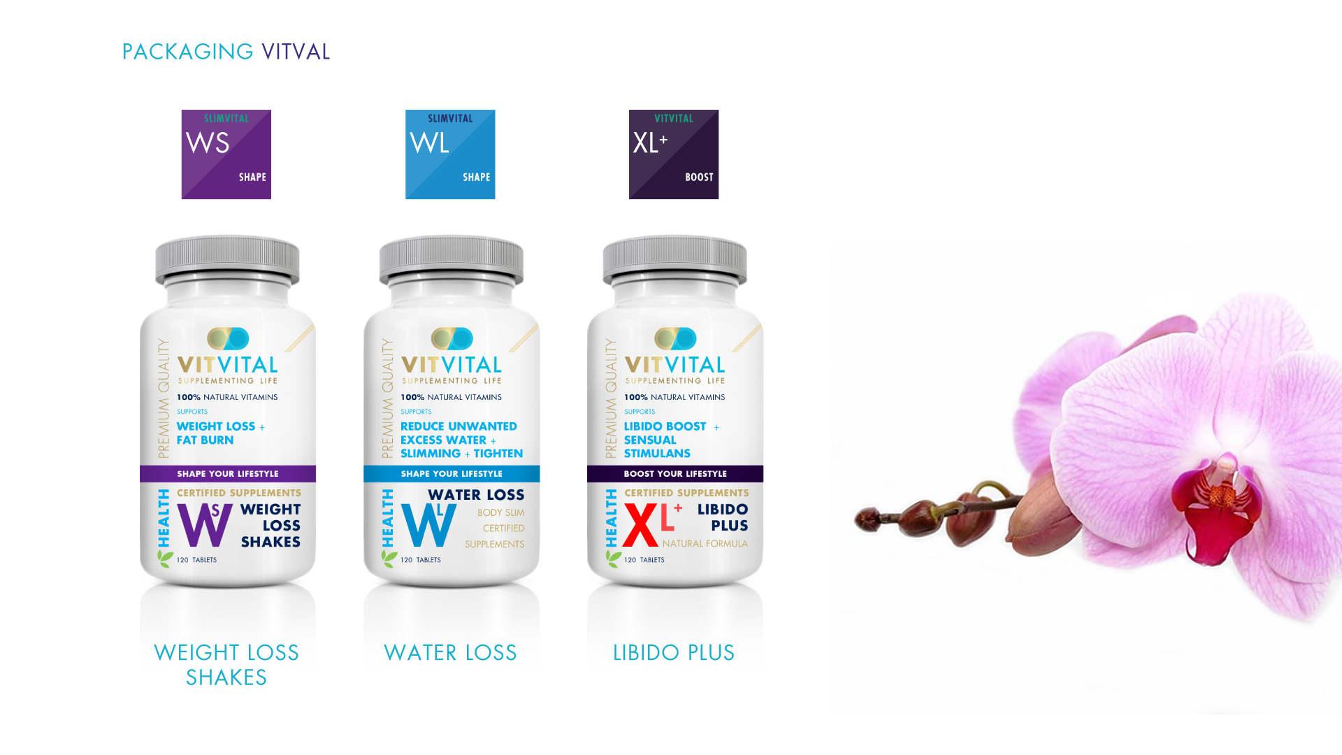 Vitamin Branding and Redesign - Sham Ramessar