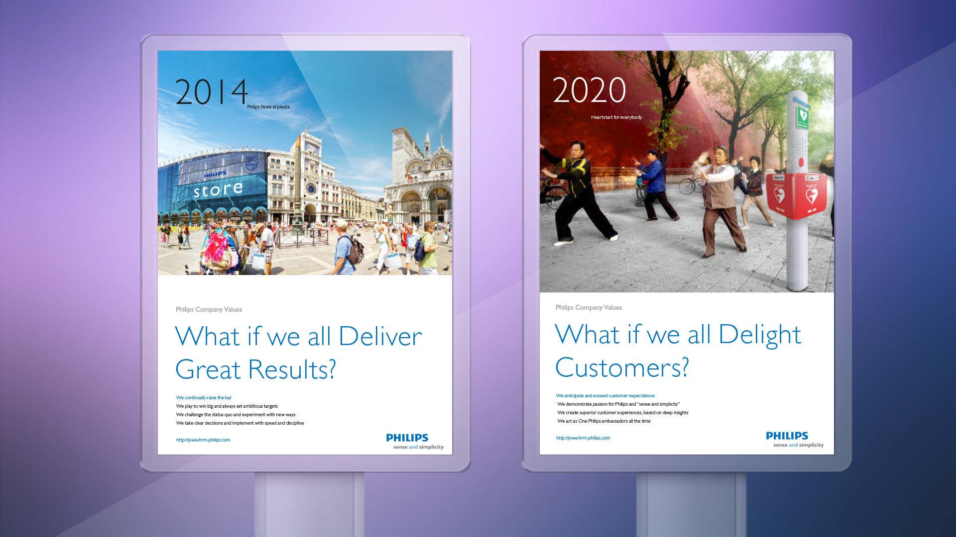 Royal Philips. Case. Visuals pitch, corporate campagne, concept, art direction, branding & identity, design. Sham Ramessar