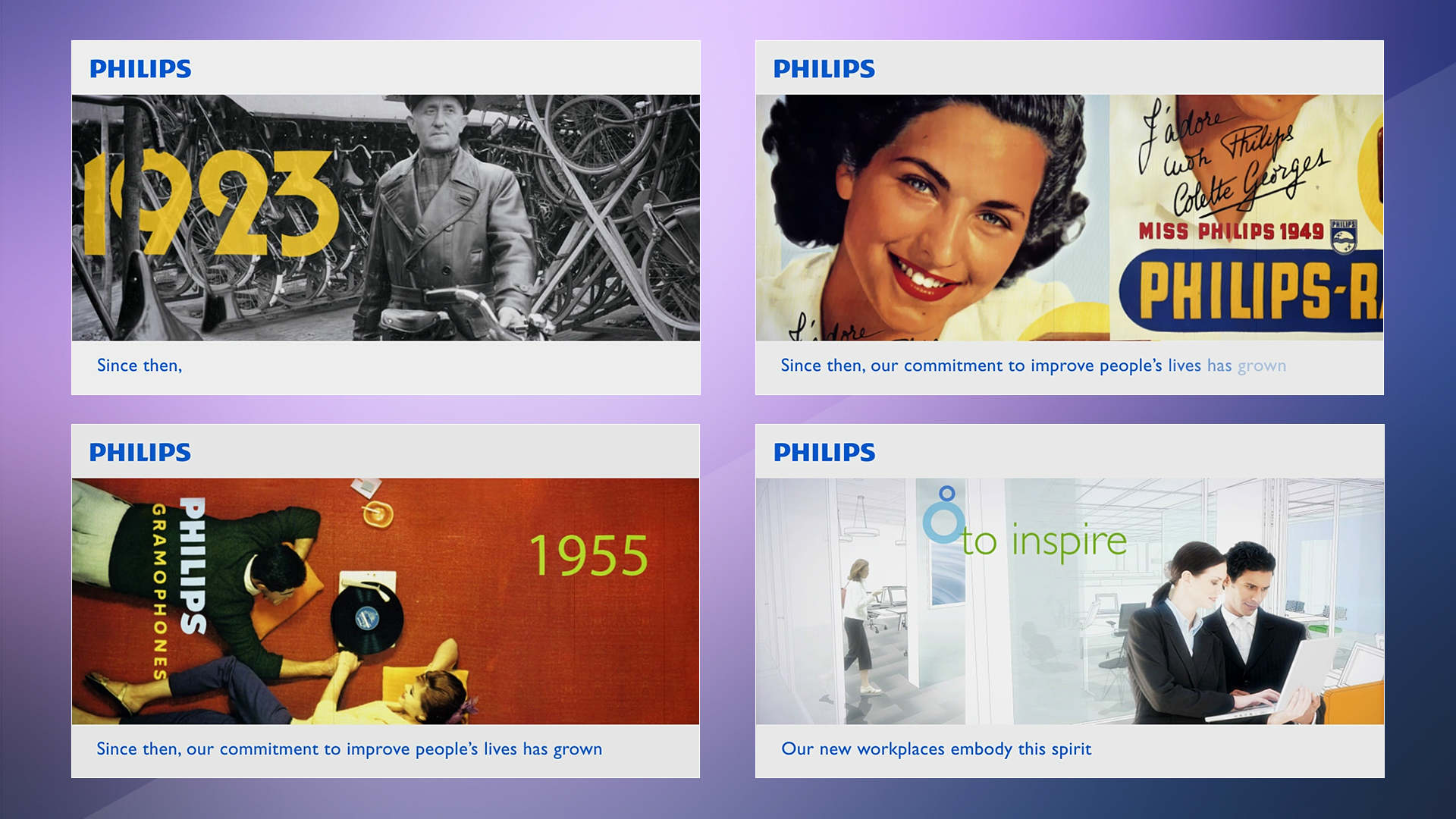 Royal Philips. Case. Visuals corporate campagne, concept, art direction, branding & identity, design. Sham Ramessar