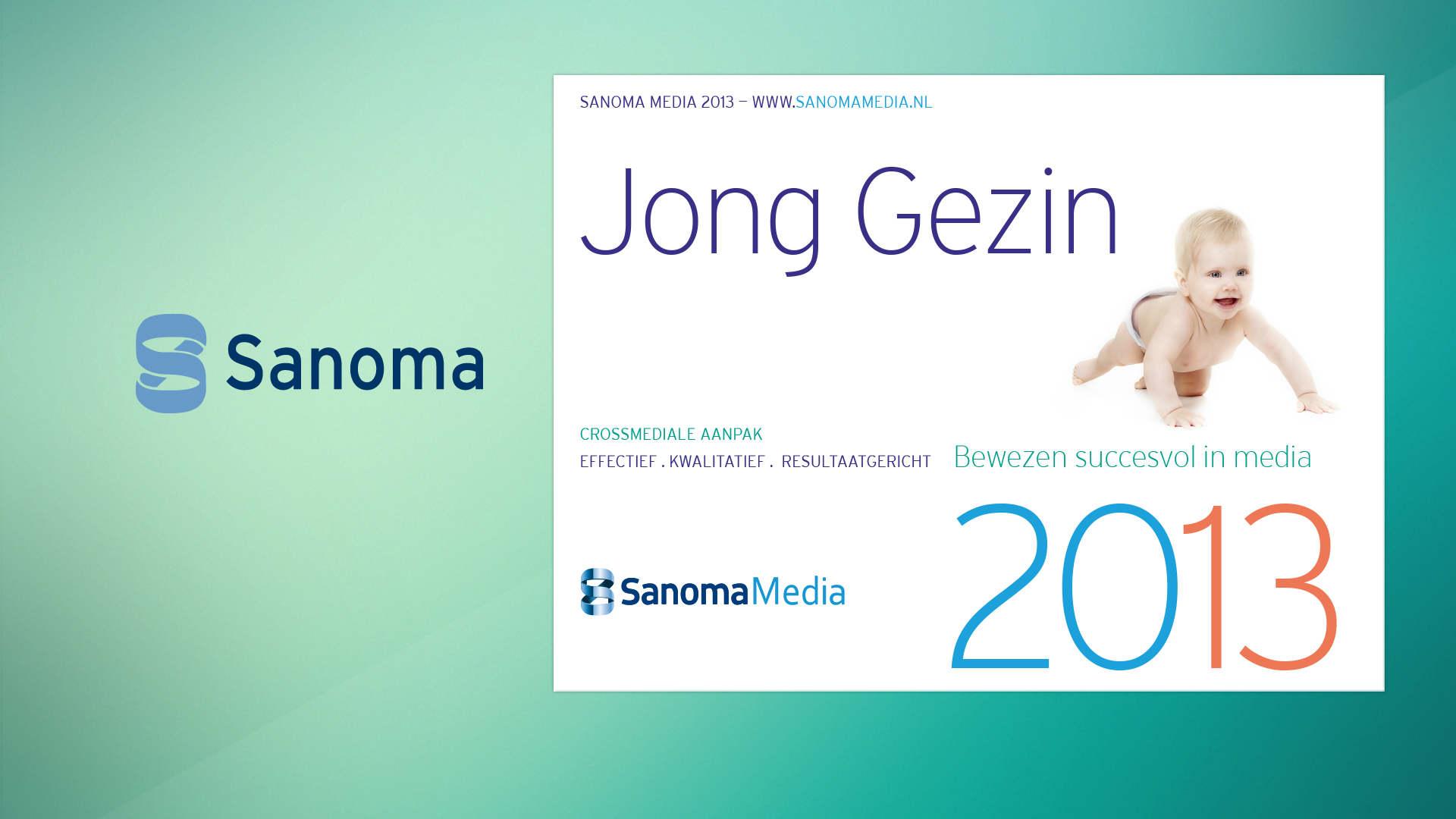 Sanoma - Branding Consultancy - Sham Ramessar