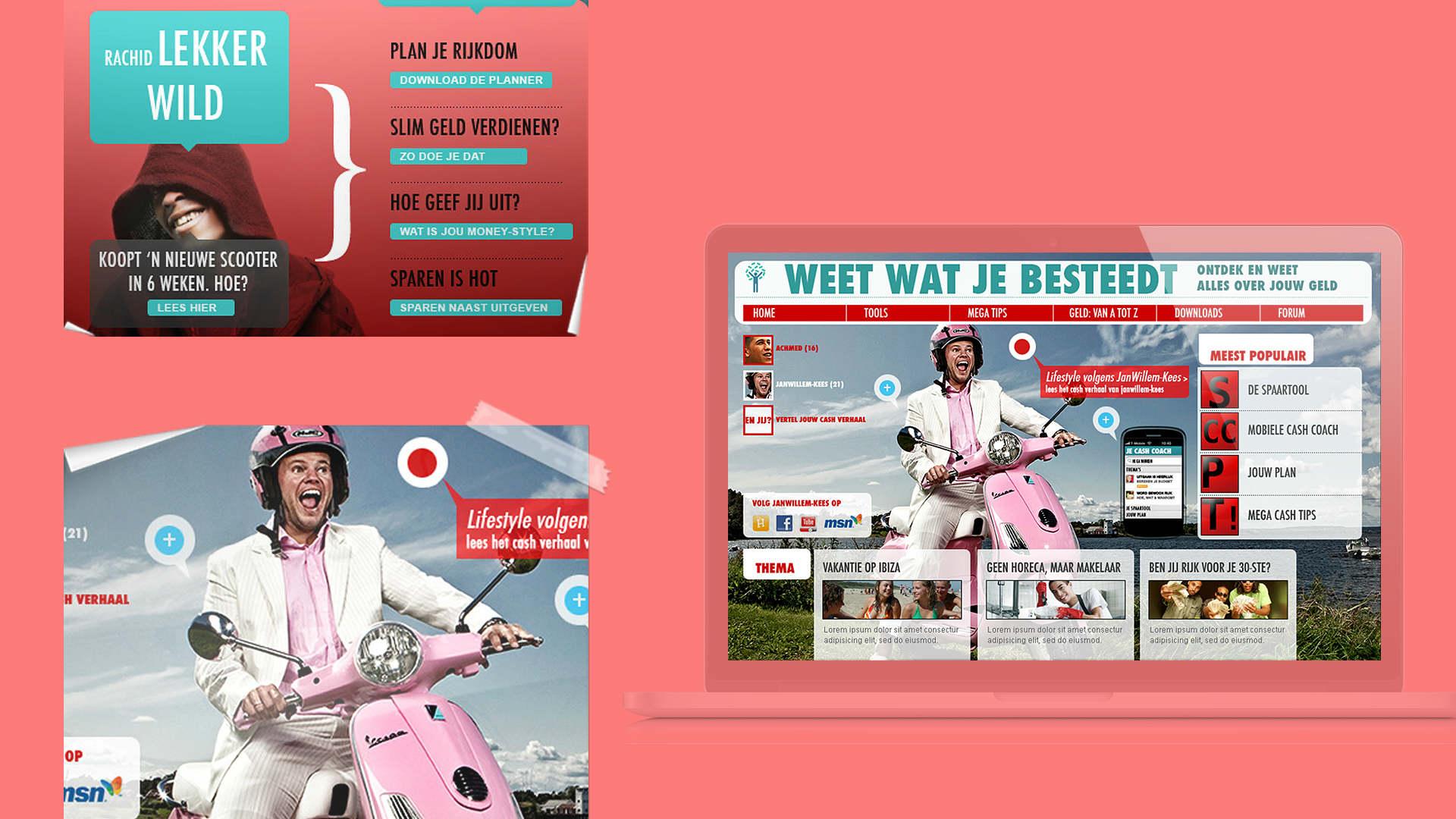 WWJB - Design Art Direction Concepts - Sham Ramessar