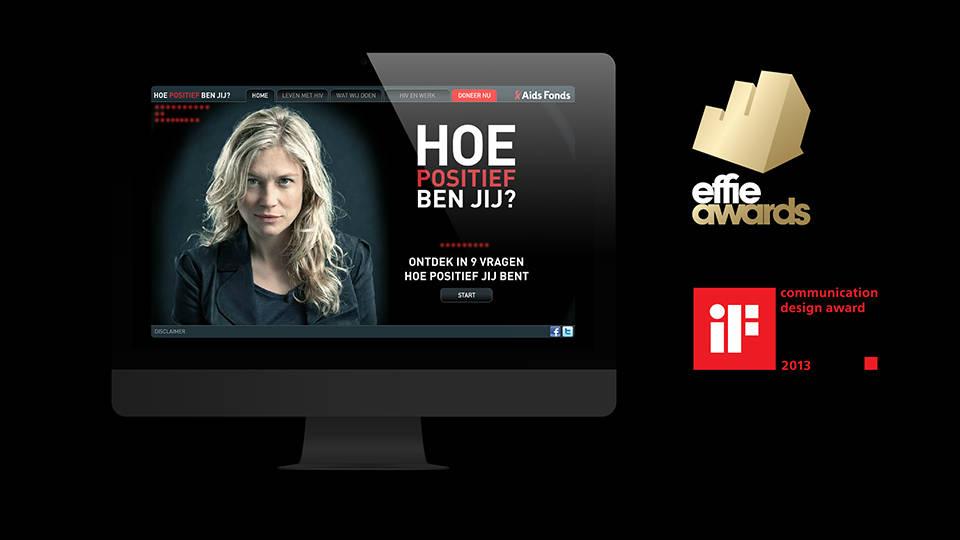 IF Design Award - Hoe Positief Ben jij? - Sham Ramessar