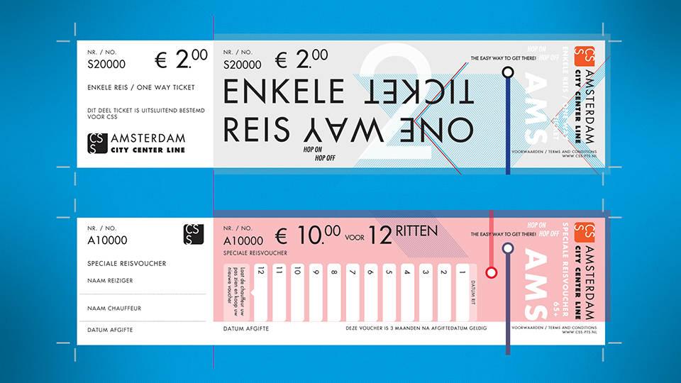 Amsterdam City Center Line - Design - Sham Ramessar