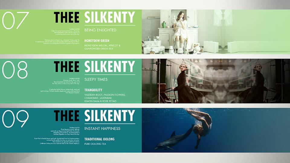 Silkenty - Branding Design Packaging - Sham Ramessar