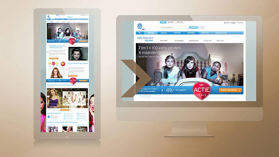 UPC - Branding Consultancy Campaign - Sham Ramessar
